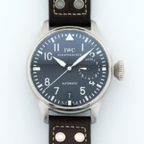 IWC Stainless Steel Big Pilot Ref. IW500912