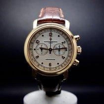Vacheron Constantin Malte Cronografo oro rosa manuale ref. 47120