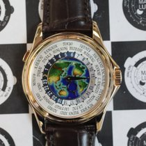 Patek Philippe 5131R-010 Complications World Time Enamel Dial...