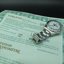 Rolex EXPLORER 2 16570 White Dial with Paper
