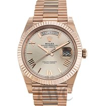 Rolex Day-Date 40 Pink/18k Rose Gold 40mm - 228235
