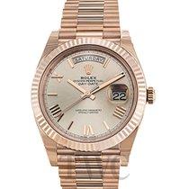 勞力士 (Rolex) Day-Date 40 Pink/18k Rose Gold 40mm - 228235