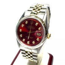 Rolex Oyster Perpetual 2 Tone 18k Yellow Gold & Ss...