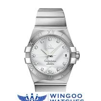 Omega Constellation Co-Axial 38 MM Ref. 123.10.38.21.52.001