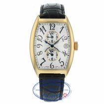 Franck Muller Master Banker Triple Time Zone Yellow Gold