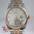 Rolex 1601 Datejust Rose gold 60's Vintage Brazalet