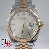Rolex Ref. 1601 Datejust Rose gold 60's Vintage Brazalet