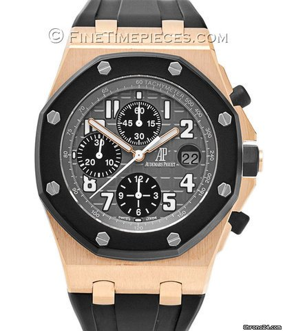 Audemars Piguet Royal Oak Offshore Chrono Rotgold - 25940 OK . OO . D 002 CA . 01 . A
