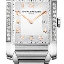 Baume & Mercier Hampton Ladies NEU mit Box+Papieren