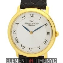 IWC Portofino Collection Portofino 34mm 18k Yellow Gold Manual...