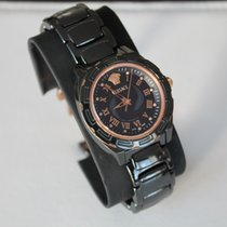 Versace DV One Black Ceramic and Rose Gold