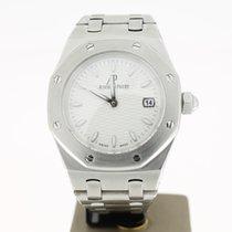 Audemars Piguet Royal Oak Mady steel White Dial (2001-2005) 33mm
