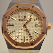 Audemars Piguet Royal Oak Steel Rose Gold on Bracelet WITH...