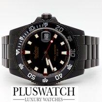 Paul Picot Paul Mariner III Black Dial 4351SNGN 2768