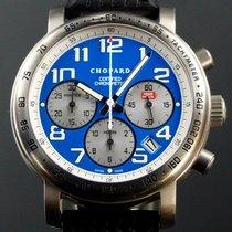 Chopard Mille Miglia Chronograph Vintage Blue 8915 Titane