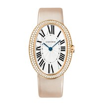Cartier Baignoire Manual Mid-Size Watch Ref WB520005