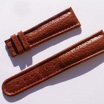 Zenith Calf Kalb Band Strap Brown 22 Mm 74/114 Z22-01