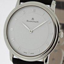 Blancpain Villeret SS Men's Watch Ref. 0021-1127-55 Box...