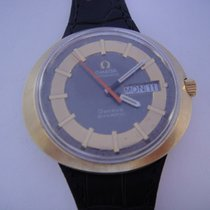 Omega Dynamic Automatic Mens Chronometer Movement Rare Day...