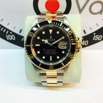 Rolex submariner 16613 black