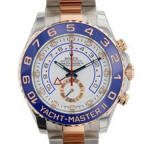 Rolex Yacht Master II 44mm 18K Rose Gold / Stainless Steel...