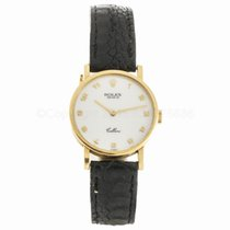Rolex Cellini 18K Gold Watch 5109 (Pre-Owned)