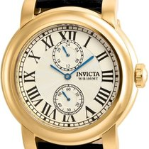 Invicta I-Force Chronograph Antique Silver Dial Mens Watch 22256