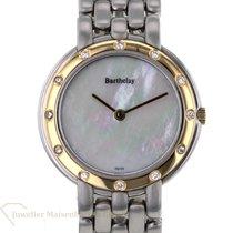 Barthelay - Weißgold mit Diamanten