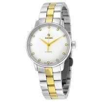 Rado Ladies Coupole Classic Two-tones Stainless Steel Watch