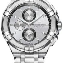 Maurice Lacroix Aikon Herren Chronograph AI1018-SS002-130-1