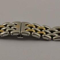 Maurice Lacroix Herren Stahl/gold Armband 18mm Für Sphere Medium