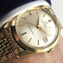 Omega Seamaster Automatic Date Automatik Datum Omega Strap