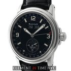 Blancpain Leman  Moonphase & Complete Calendar 40mm Black...