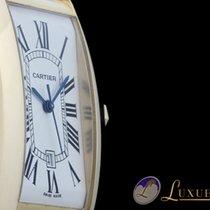 Cartier Tank Americaine 18kt Gelbgold mit Goldband | 44,8 x...