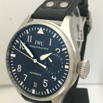 IWC Big Pilot Mens Steel 46mm Watch