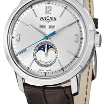 Vulcain 50s Presidents Watch 50s Presidents Moonphase 580158.327L