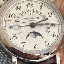 Patek Philippe 5159G Perpetual Calendar (38mm) White Gold...