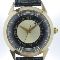 Jaeger-LeCoultre Mans Wristwatch Calendar
