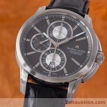 Maurice Lacroix Pontos Chronograph Automatik Edelstahl Pt6178/88