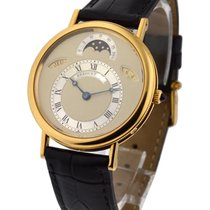 Breguet Classique Day Date Moonphase in Yellow Gold