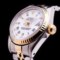 Rolex Lady Datejust Stahl/Gold Automatic Brilliant Besatz