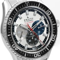 Zenith El Primero Stratos Chrono Striking 10th 03.2062.4057