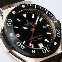 Hublot 18k Red Gold Big Bang King Gold Black Ceramic 48mm...