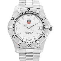 TAG Heuer Watch 2000 Series WK1212.BA0312