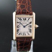Cartier Tank Louis 18K Gold Damen REF. 2442