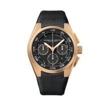 Porsche Design Dashboard Rose Gold Chronograph