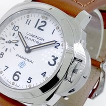 Panerai Unworn  Pam 660 Logo Acciaio Steel 44 Mm Luminor...