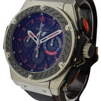 Hublot F1 King Power Chronograph in Zicronium LE to 500 pcs.