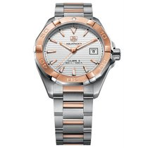 TAG Heuer Aquaracer Calibre 5 Automatik 40,5mm WAY2150.BD0911