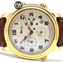 Blancpain Leman Reveil GMT Gold